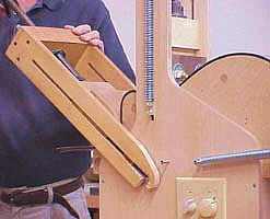 hands-on guitar building - fox side bender instruction