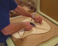 guitar building bracing