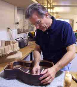 student testimonials guitar making classes