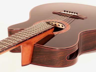 advanced guitar design features