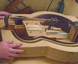 workboard for guitar making