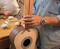 contemporary guitar making seminar