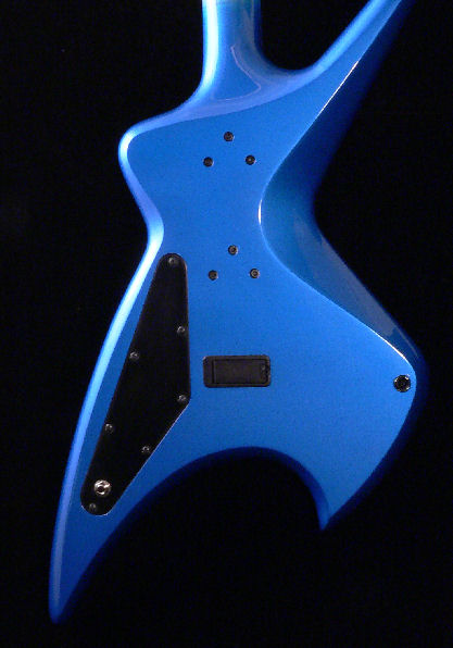 design your own custom electric guitar